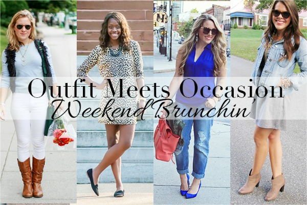Outfit meets occasion weekend brunchinu0026#39; - Glitter u0026 Gingham
