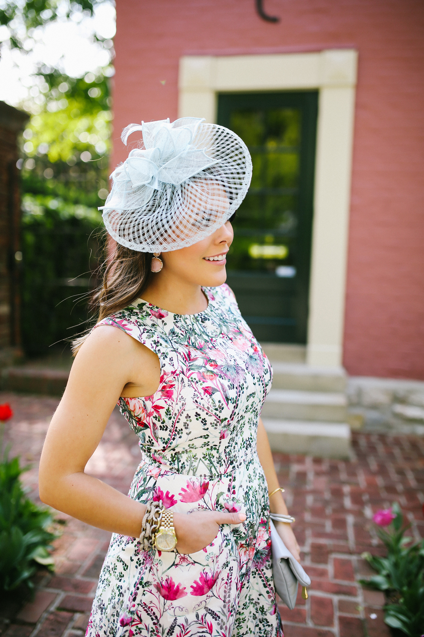 Derby Edition The Oaks Glitter Amp Gingham