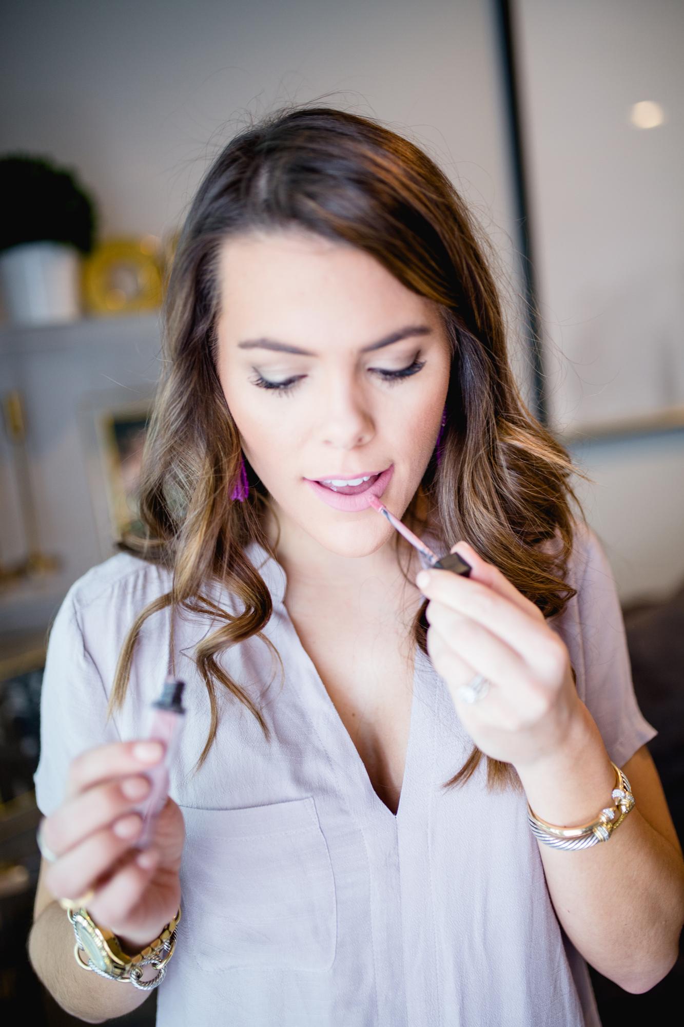 Best Pink Lipsticks for spring ft. Nordstrom // spring beauty trends
