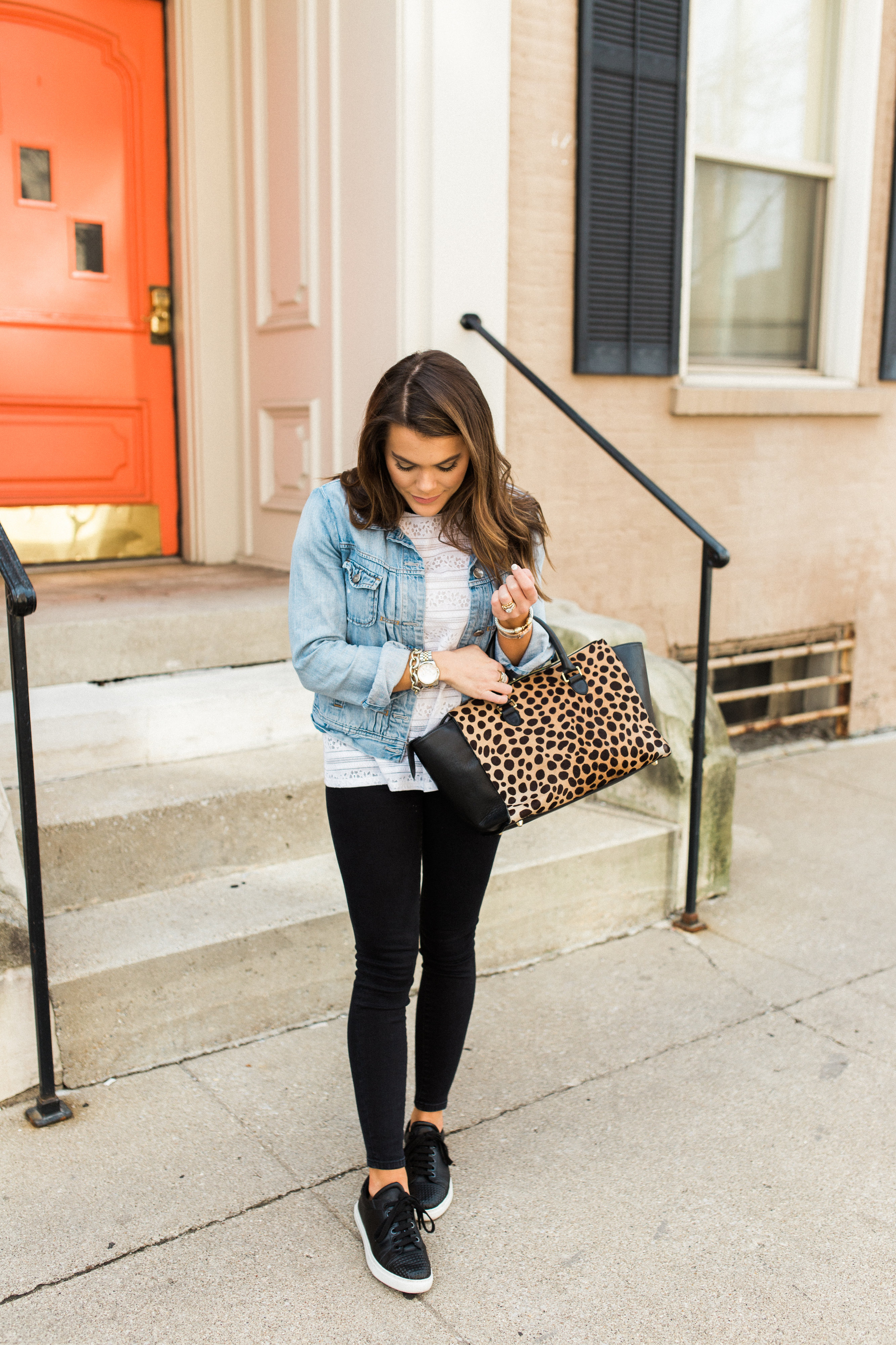 Must Have Jackets for Spring via Glitter & Gingham