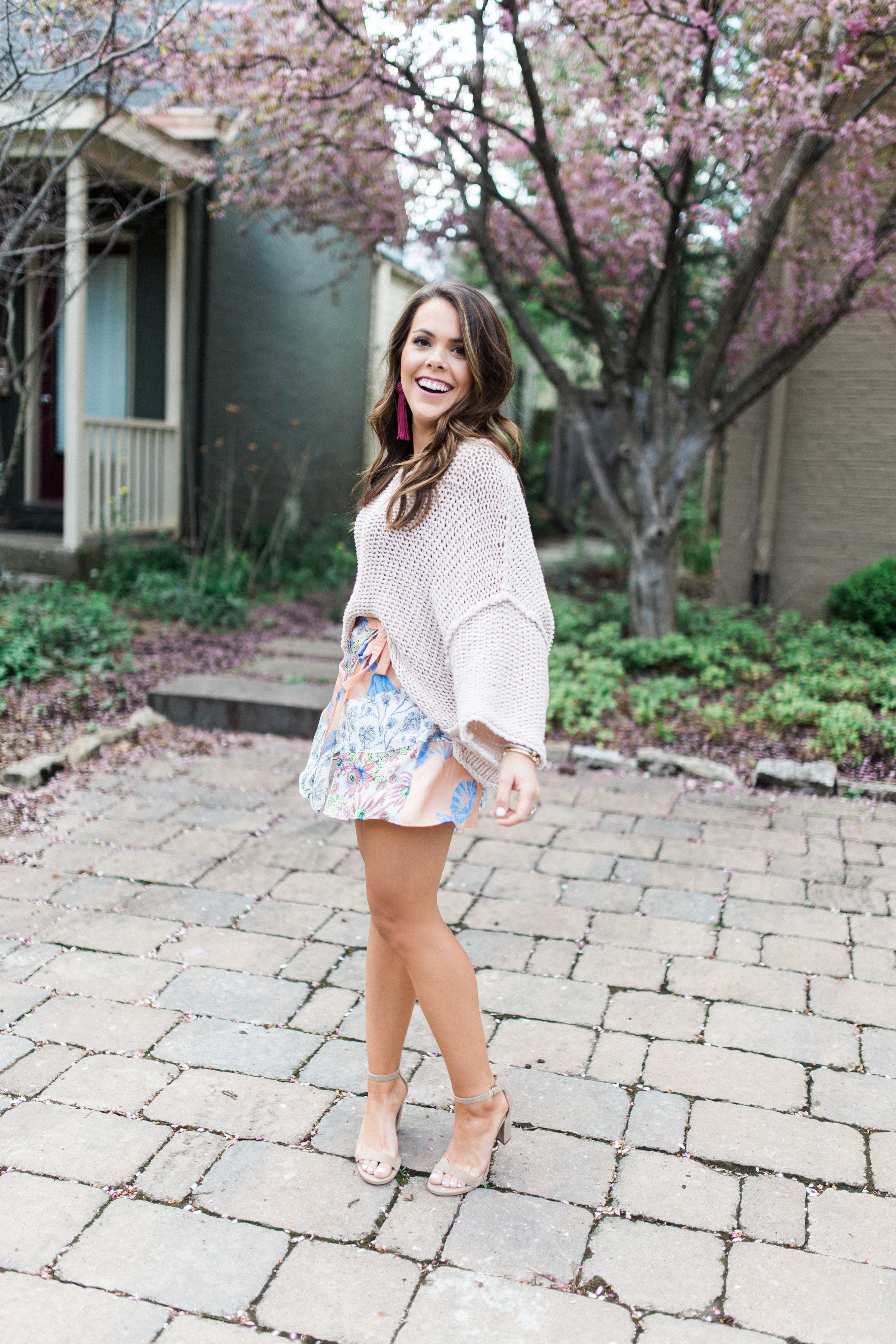 Free People Skort / Spring Outfit to try