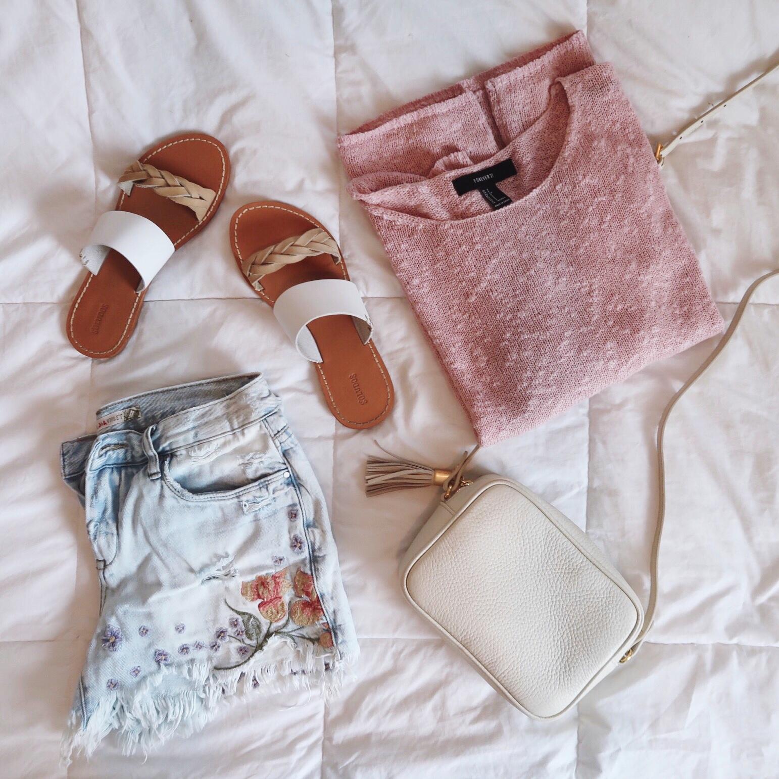 Casual Spring Outfit, Soludos, Gigi New York