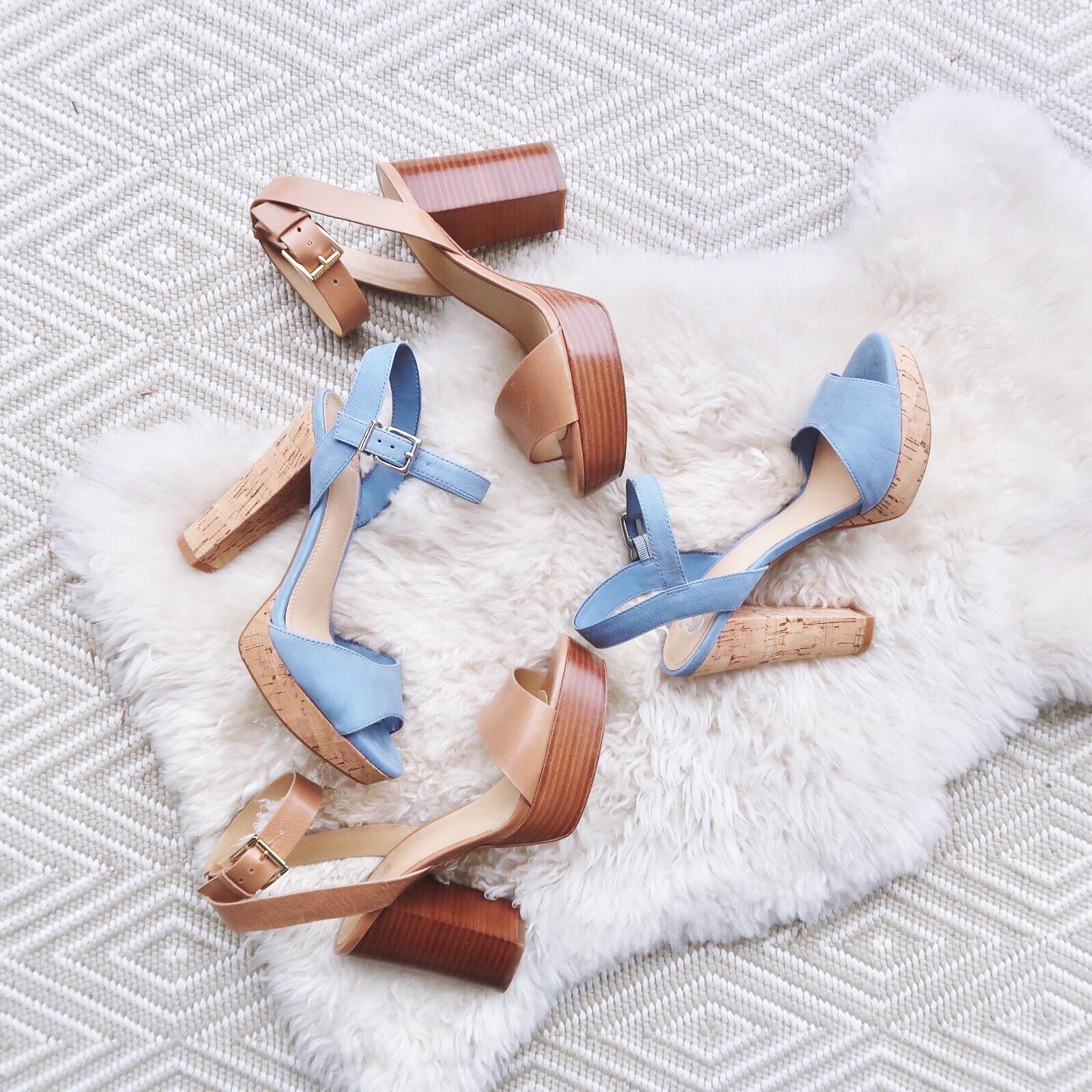 Must Have Summer Sandals // Platform Sandals