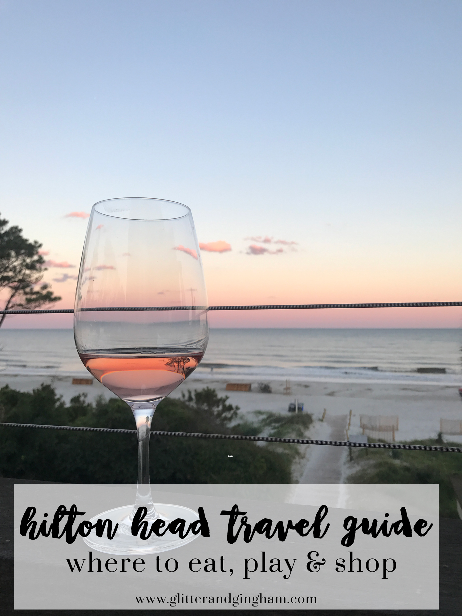 Hilton Head Travel Guide / where to eat, drink & play