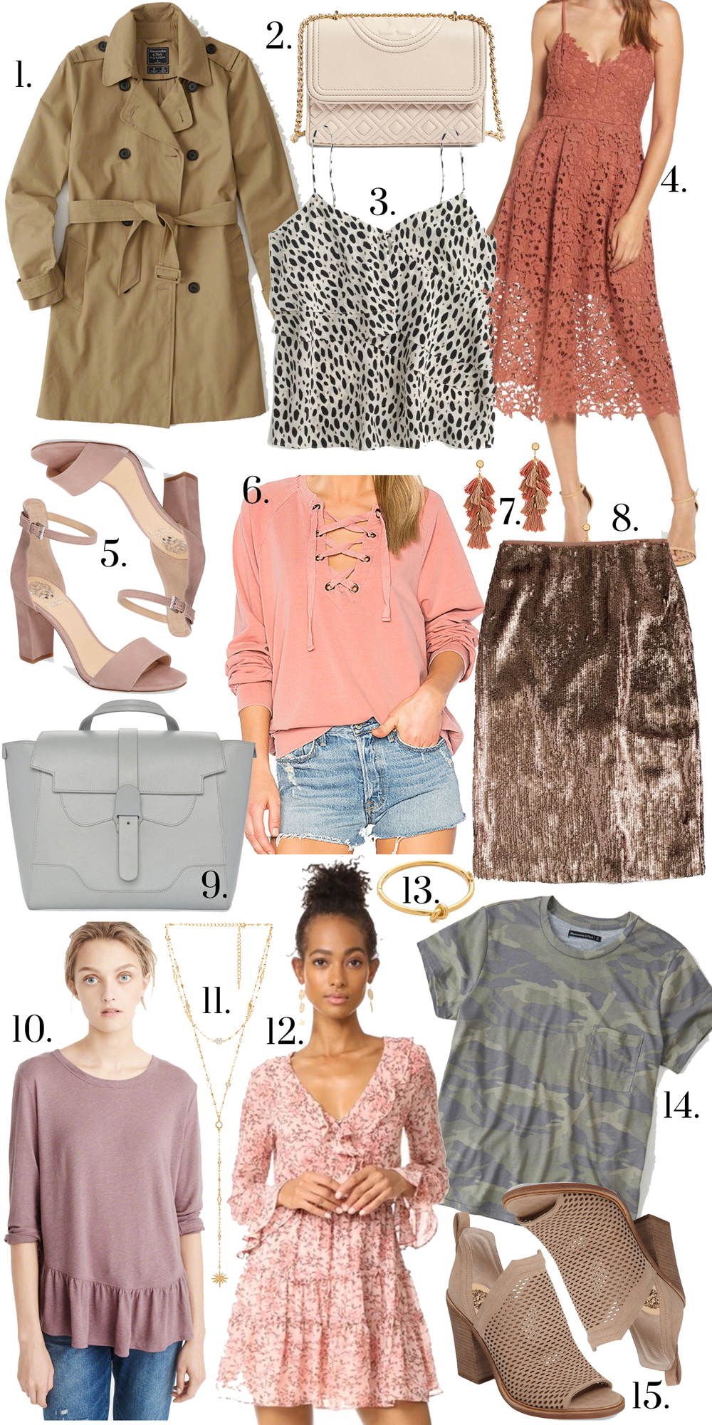 pre fall favorites / what to buy before fall starts / wear it now & later
