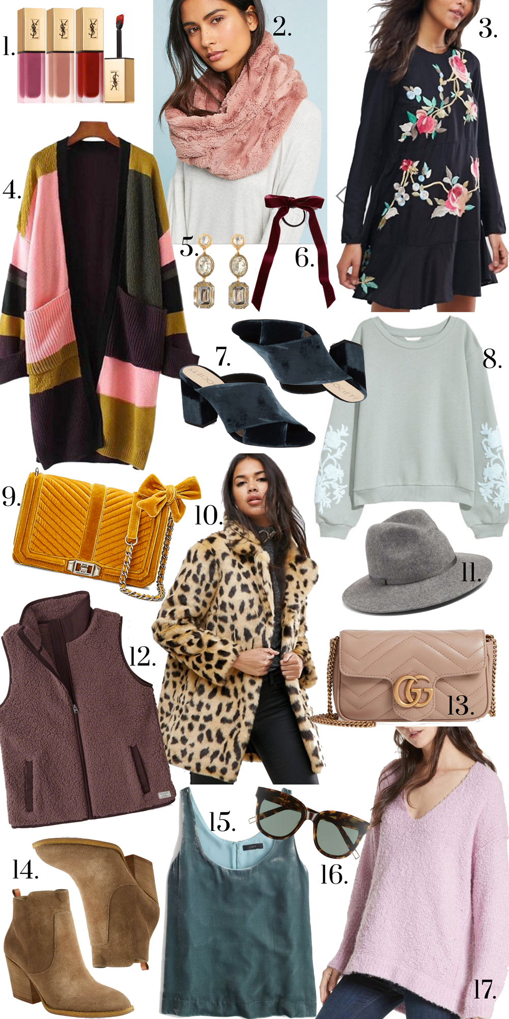 Fall Wish List / Must Have Fall Items
