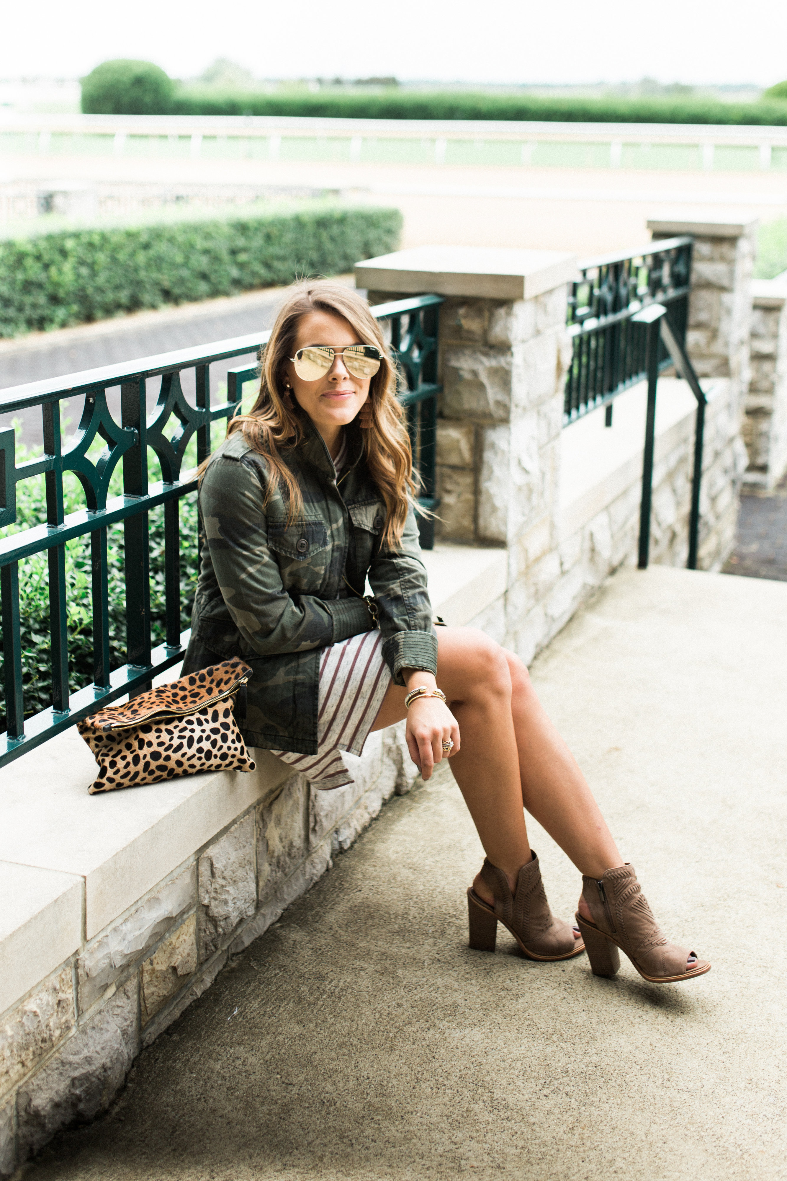 Camo Jacket / The 'IT' jacket for fall