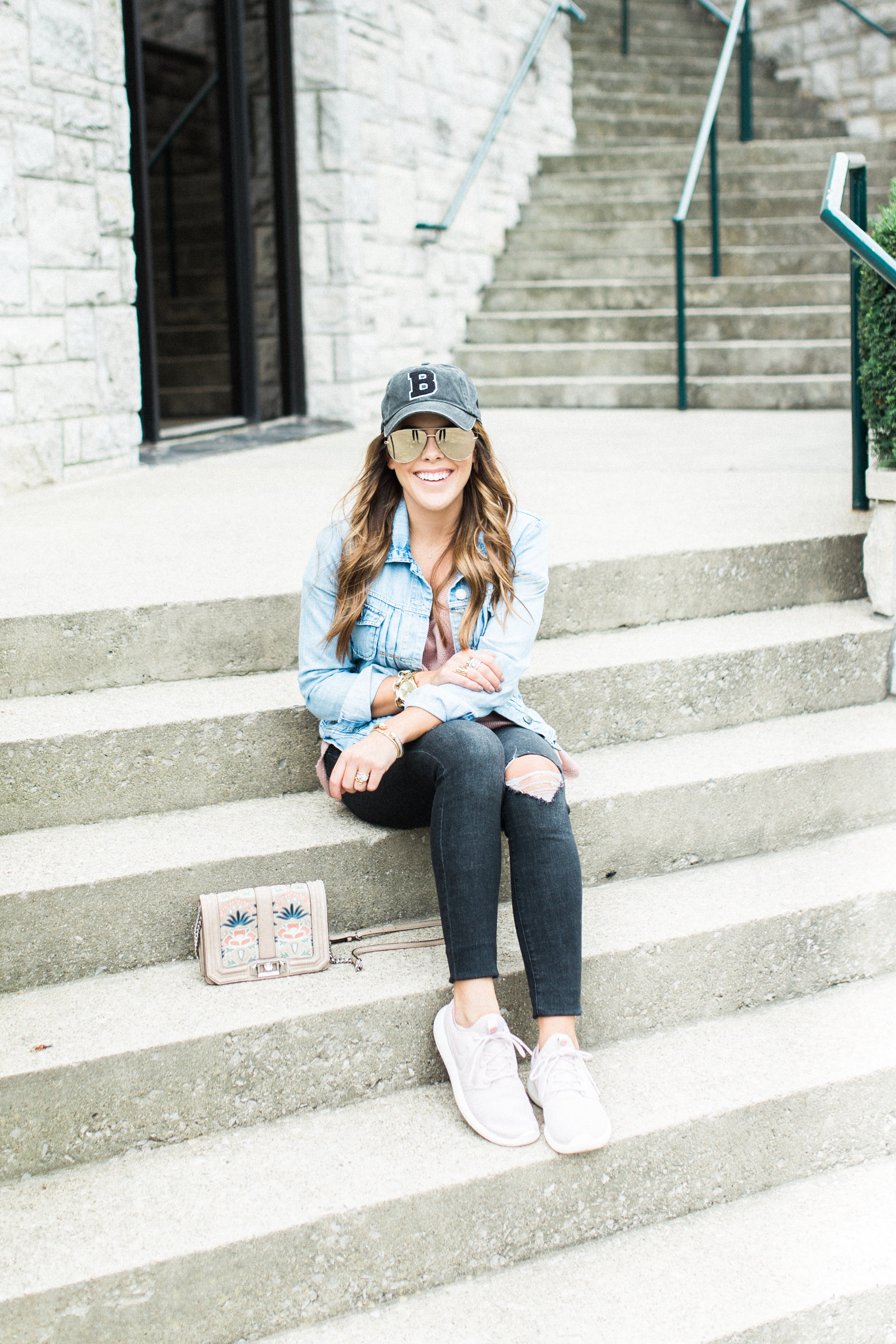 Casual Fall Outfit Inspiration / Fall Outfit to copy