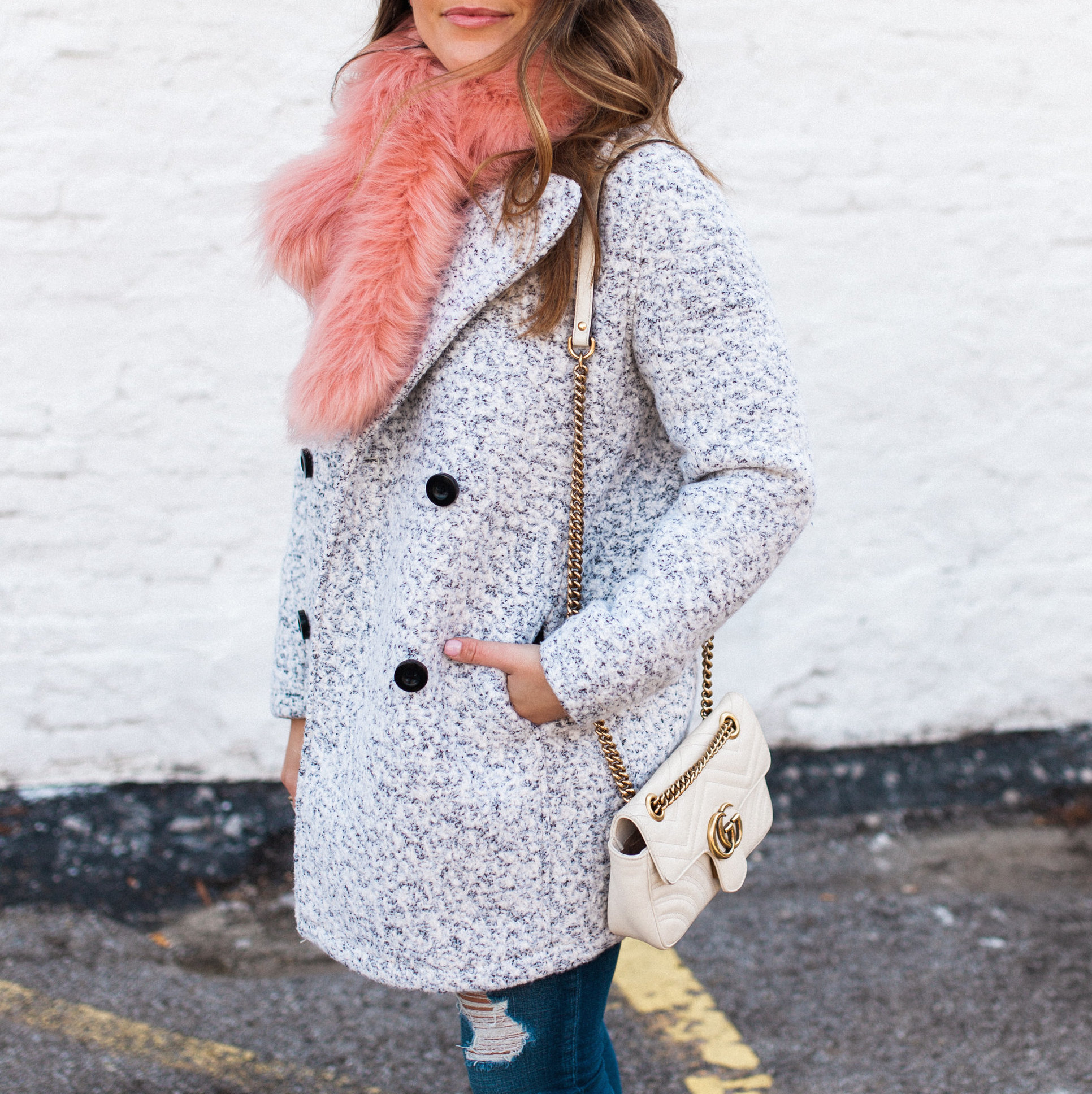 Winter Outfit Inspo ft a Classic Coat