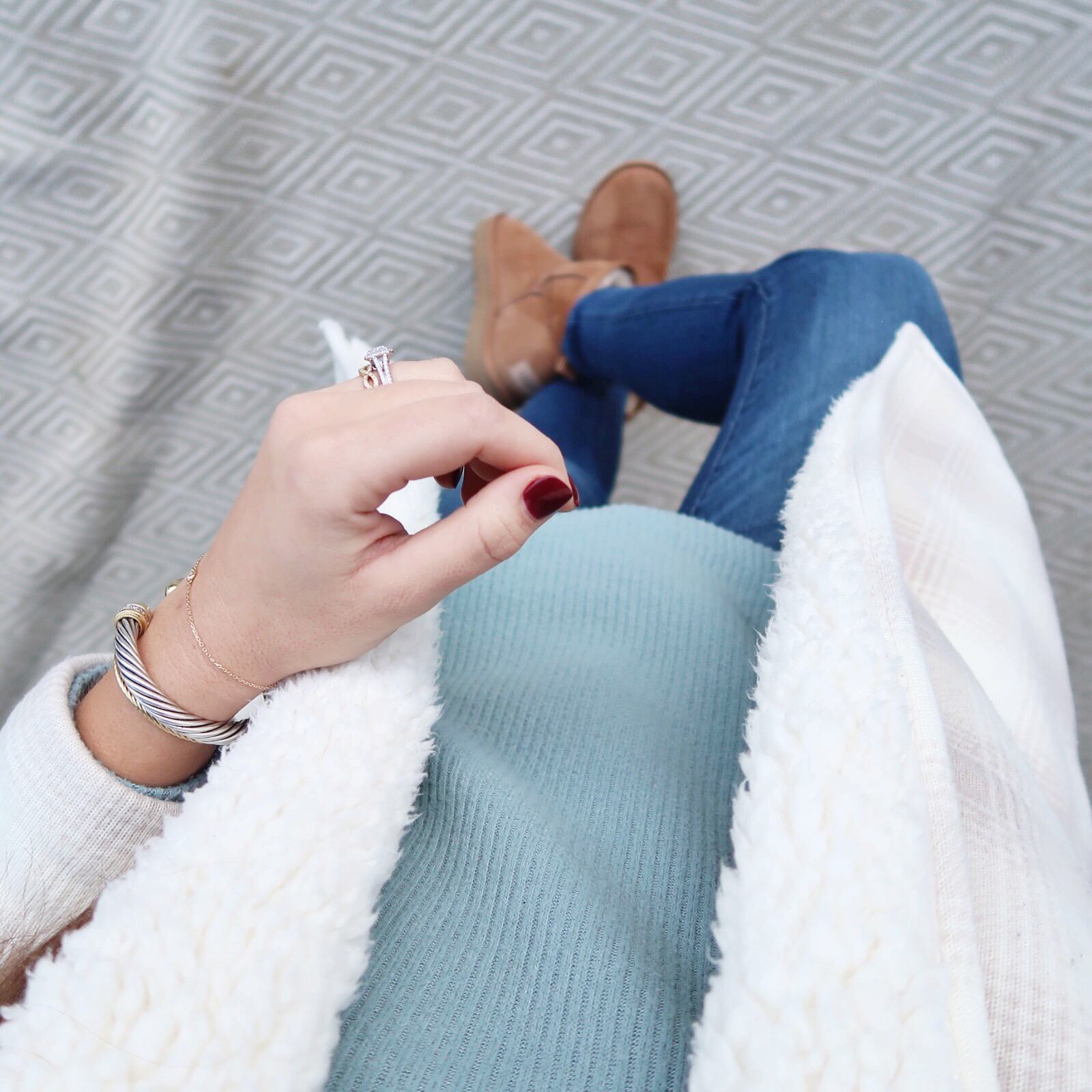 Winter Outfit Ideas / Cozy Outfit Idea