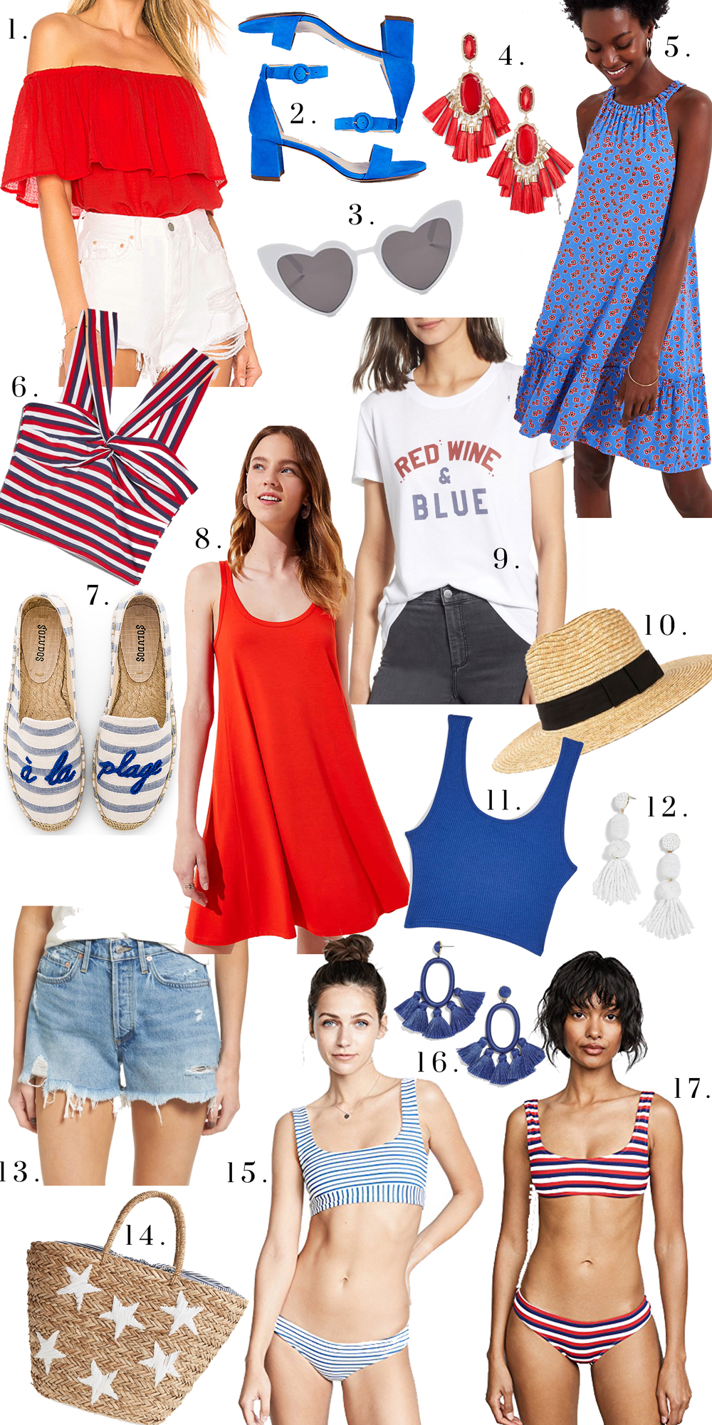 12b12860 4th of July Outfit Ideas - Glitter & Gingham