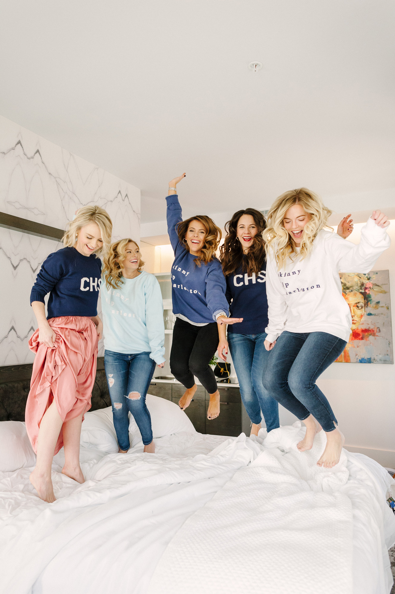 Charleston SC Girls Trip